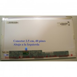 B156HW02 V.1 15.6 pulgadas Pantalla para portatil