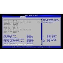 Reprogramación BIOS corrupta