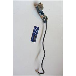 BA92-05996A Puerto USB y boton de encendido  Samsung NP-R730 [001-VAR052]