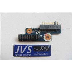 BA92-05998A Conector de batería/ placa de carga Samsung NP-R730 [001-VAR053]