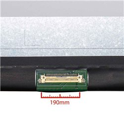Pantalla Lenovo THINKPAD EDGE E540 SERIES Mate HD 15.6 pulgadas