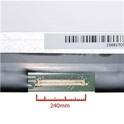 Tela LTN156AT17-D02 Brillo HD 15.6 polegadas