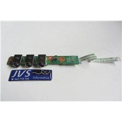 DAQT6AAB8D0 32QT6AB0010 Puerto de audio + cable flex HP Pavilion DV5 [001-VAR054]