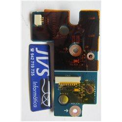 DABD3ATB6D0 Painel USB Toshiba Satellite P300 P305D [001-VAR059]