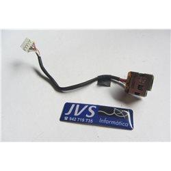 Power Jack PJ conector de carregamento Hp DV6-3110 [001-PJ019]