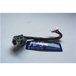 DC power jack PJ conector de carregamento Asus k70ij [001-PJ020]
