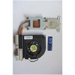 60.4BM02.001 23.10249.001 Ventilador y disipador PACKARD BELL Etna GL [001-VEN041]