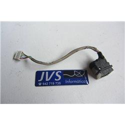 Dc Power Jack pj Conector de carregamento Dell Vostro 1120 [001-PJ021]
