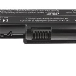 Battery AS07A71 for laptop Acer