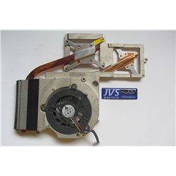 KFB0505HHA 13GNMU1AM021-2 Ventilador y disipador Asus X70L [001-VEN058]