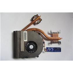 Udqfzzh24cf0 073-0001-5282 Ventilador y disipador Sony PCG 8131M [001-VEN060]