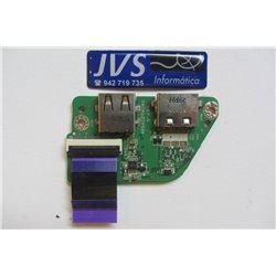 da0bu3th6g0 Painel USB/HDMI Toshiba Satellite T110 [002-VAR002]