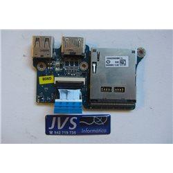 DA0TL1TH6D0 Leitor de cartões  Usb Hdmi Toshiba Satellite Pro T110 [002-VAR004]