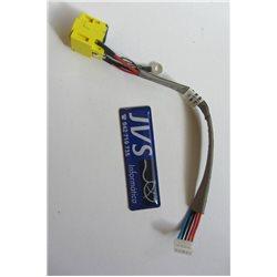 50.47Q11.001 DC Power Jack Conector de carregamento LENOVO X200 [002-PJ003]