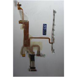 60.48Q14.001 42t0969 Cable Flex LCD com tcartão wifi Lenovo X200 [002-LCD004]