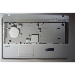 012-121A-3016-B AGC-B17-EBD-42H Carcaça teclado com touchpad e placa de botão Sony Vaio PCG 7131M [002-CAR008]