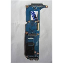 NITU1 LS-5591P LEITOR USB Placa-mãe LENOVO IDEAPAD U450P [002-PB011]