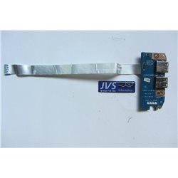 P5WS5 LS-6973P Rev 1.0 Cartão USB com cabo Packard Bell EasyNote [002-VAR009]
