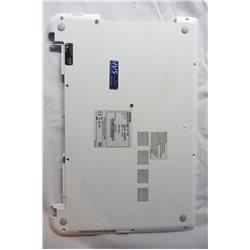 A000300780 EABLI 00304A Carcasa Inferior Bateria en Blanco Toshiba Satellite L50D [002-CAR022]