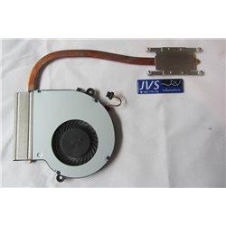 DFS541105FC0T FCN3CBLMTA Ventilador y disipador Toshiba Satellite L50D [002-VEN010]