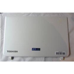 A000291090 Carcasa trasera pantalla en Blanco Toshiba Satellite L50D [002-CAR024]