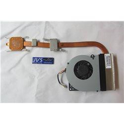 UDQFLZH24DAS 13N0-K1A0201 Ventilador y disipador Asus X52D [002-VEN011]