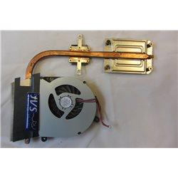 V000210960 V000220050 Ventilador y Disipador Toshiba Satellite C650D [002-VEN012]