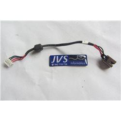 DC30100FK00 pj423 DC Power Jack Conector de corriente Asus K53U [002-PJ008]