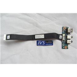DC02001AP00 PBL50/60 LS7322P Placa USB Áudio ASUS X53U A53U K53U [002-VAR014]