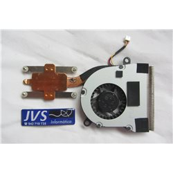 04W2215 UDQFZER05CQU FL9TALV10 Ventilador y disipador Lenovo X121e [002-VEN015]