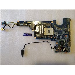 636370-001 DA0R12MB6E0 REV:E placa base / motherboard para HP G4 G6 G7 [PB-DOD-058]