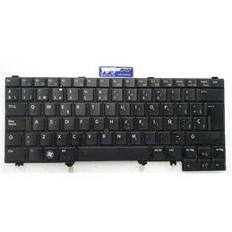 06MGX7 Spanish Keyboard for Dell Latitude E6220 [DOD-TEC-012]