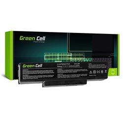 Bateria MSI GX640X para notebook