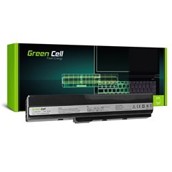 Batería Asus K52DE-EX016 para portatil
