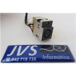 DD0R15AD000 CABLE CONECTOR DE CARGA DC POWER JACK HP PAVILION G6 G7 SERIE 1000 [000-PJ001]