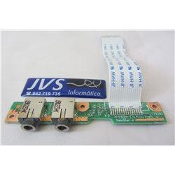 50.4D029.001 554D004DD1G 3A CONECTOR AUDIO Y CABLE PARA HP COMPAQ PRESARIO CQ70 [001-VAR005]