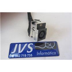50.4H513.001 CABO DE ALIMENTAÇÃO PJ156 POWER JACK HP Compaq CQ50, CQ60, G60, G50 [001-PJ002]