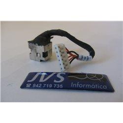 50.4H515.001 496835-001 PJ DC jack Conector de carga para Compaq Presario CQ60 G60 CQ60-228US G50 [001-PJ004]