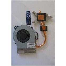 606609 -001 3MAX2TATP10 Ventilador Dissipador HP Compaq CQ56 G56 CQ62 [001-VEN005]
