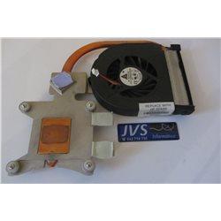 486636-001, 60.4H521.001 A02, KSB05105HA Ventilador Dissipador FOXCONN HP Compaq CQ60  [001-VEN006]