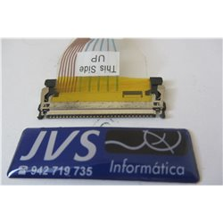 DD0FM2LC507 CN-0PM853 Cable Lcd para Dell Inspiron 1501 [000-LCD001]