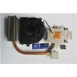 DC280004TF0 F7M6 AT07Q0040A0A0405505 Ventilador e Dissipador com Parafusos para Lenovo  G555 G550 G450 G455 CPU [001-VEN008]
