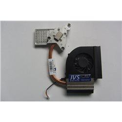 F8Q6 DFB552005M30T FCN0P6791 Ventilador y dissipador para Hp Compaq CQ61 G61 [001-VEN009]