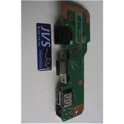 48.4AQ20.011 DC placa Power Jack Usb Conector de carregamento [001-PJ006]