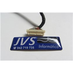 dc02000rh10 dc02000rh10W9BR03986 cable Flex Lcd para Lenovo G550 [001-LCD009]