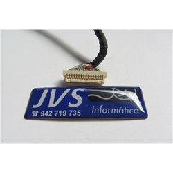 dc02000rh10 dc02000rh10W9BR03986 cabo Flex Lcd para Lenovo G550 [001-LCD009]