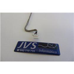 50.4AQ07.201 Porta USB com cabo conector para Dell Inspiron 1545 [001-VAR015]