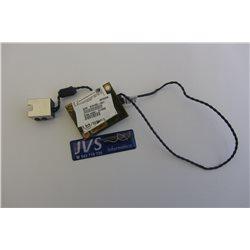 Dc301008f00 510100-001 jack Conector y tarjeta de modem con cable Compaq presario 610 [001-VAR016]