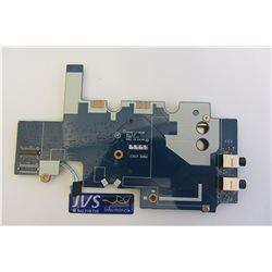 LS-4893P Placa lector de tarjetas y audio HP Probook 6440b [001-VAR017]