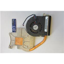 mcf-j18bm05 5V 0.25a  593878-001 AT07E0030X0 Ventilador y Disipador para Hp Probook 6540b [001-VEN011]